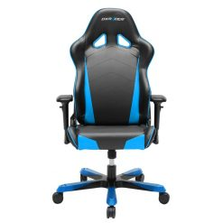 OH/TS29/NB-DXRacer Tank TS29 Gaming Chair Black & Blue - Sparco Style Neck/Lumbar Wide Seating Support/Maximum load 220kg/Universal Gaming Padded Seat