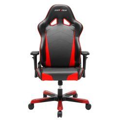 OH/TS29/NR-DXRacer Tank TS29 Gaming Chair Black & Red - Sparco Style Neck/Lumbar Wide Seating Support/Maximum load 220kg/Universal Gaming Padded Seat