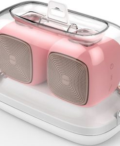 MP202 DUO.PINK-Edifier MP202 DUO 2.0 Bluetooth Portable Speaker - Pink (LS)