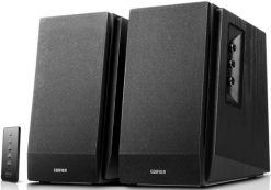 R1700BT.BLACK-Edifier R1700BT - 2.0 Lifestyle Bookshelf Bluetooth Studio Speakers Black