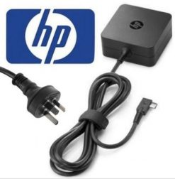 1HE08AA-HP 65W USB Type-C Power Adapter Charger for HP Pro X2 612 G2 HP Elite X2 1012 G2 HP Elitebook x360 1030 G2