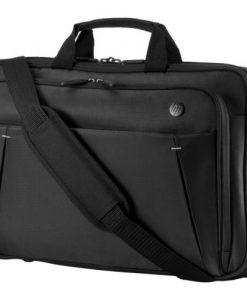 """2SC66AA-HP 15.6"""" Essential Topload Notebook Laptop Bag Carry Case Black Colour Smooth Carry Handles Shoulder Strap Light Weight Durable fit 16"""" 15"""" 14"""" 13"""" 12"""