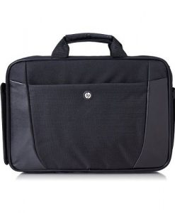 """H2W17AA-HP 15.6"""" Essential Topload Notebook Laptop Bag Carry Case Black Colour Smooth Carry Handles Shoulder Strap Light Weight Durable fit 16"""" 15"""" 14"""" 13"""" 12"""
