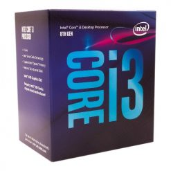 BX80684I38100-Intel Core i3-8100 3.6Ghz s1151 Coffee Lake 8th Generation Boxed 3 Years Warranty