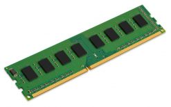 KVR24N17D8/16-Kingston 16GB (1x16GB) DDR4 UDIMM 2400MHz CL17 1.2V Unbuffered ValueRAM Single Stick Desktop Memory