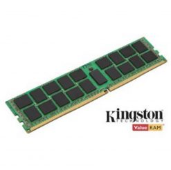 KVR24R17D8/16-Kingston 16GB (1x16GB) DDR4 RDIMM 2400MHz CL17 1.2V ECC Registered ValueRAM 2Rx8 2Gx72-Bit PC4-2400 Server Memory LS->KVR24R17D8/16I MEKVR24R17D8-16I