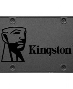 "SA400S37/480G-Kingston A400 480GB 2.5"" SATA3 6Gb/s SSD - TLC 500/450 MB/s 7mm Solid State Drive 1 mil hrs MTBF 3yrs"