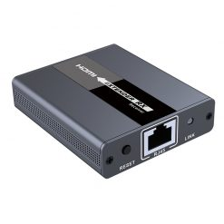 LKV371-Lenkeng HDMI Extender Over Single 120m Cat6 With IR