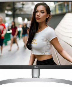 "27UK850-W-LG 27"" IPS 5ms 4K 3840x2160 HDR10 FreeSync 3-Side Borderless Monitor w/ArcLine HAS - 2HDMI/DP TypeC Speaker DAS VESA100mm Height Adjustable - 27UD88"