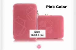 "NAL-T10MOFIPINK-Tablet 10"" MofiZip Case Pink Andriod logo. Suit any 10"" tab"