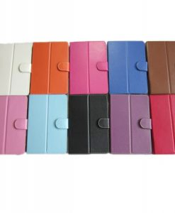 """NAL-T10SLRED-Tablet 10"""" CaseRed with clips Folio for any 9.7""""/10"""" tablet"""
