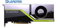 RTX8000-Leadtek nVidia Quadro RTX8000 PCIe Workstation Card 48 GB GDDR6