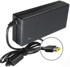 0B47032-Lenovo ThinkPad 45W AC Adapter (Slim Tip) - Power adapter - AC 100-240 V - 45 Watt - for ThinkPad 11e; Helix 3697