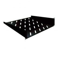 CFF60-A-LinkBasic Cantilever 2RU 300mm Deep Fixed Shelf Suitable with 19' 600mm Deep Cabinet only (compatible with Ubiquiti ES/US-8-150W)
