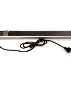 PDU-12Ports-LinkBasic 12-Port 15A Power Distribution Unit AU Approved (15A Connection Required)