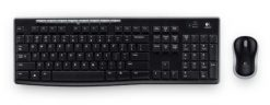 920-006314-Logitech MK270R Wireless Keyboard and Mouse Combo 2.4GHz Wireless Compact Long Battery Life 8 Shortcut keys ~KBLT-MK235