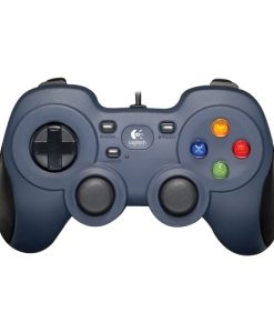 940-000112-Logitech F310 Gamepad For PC 8-way D-pad Sports Mode Work with Android TV Comfortable grip 1.8m cord Steam big picture