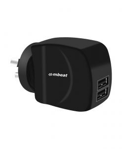 MB-CHGR-DP2-mbeat® Gorilla Power Duo 3.4A Dual USB Ports Smart Charger