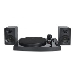 MB-TR518 K-mbeat® Pro-M Bluetooth Stereo Turntable System (Black)