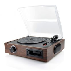 USB-TR08-mbeat® USB Turntable and Cassette to Digital Recorder