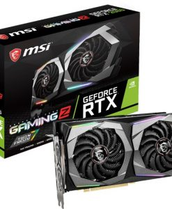 RTX 2060 GAMING Z 6G-MSI nVidia Geforce RTX 2060 GAMING Z 6GB GDDR6 7680x4320@60Hz 3xDP1.4 1xHDMI2.0 1830MHz TORX FAN 3.0 G-SYNC HDR VR