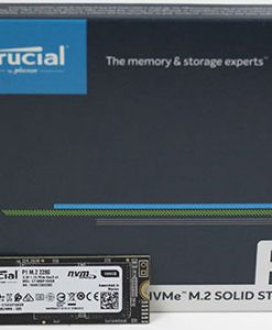 CT1000P1SSD8-Crucial P1 1TB M.2 (2280) NVMe PCIe SSD - 3D NAND 2000/1700 MB/s Acronis True Image Cloning Software via Download