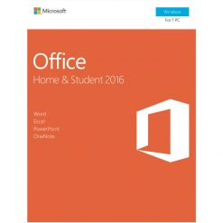 79G-04751-Microsoft Office Home & Student 2016 - No DVD Retail Box