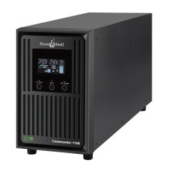 PSCM2000-PowerShield Commander 2000VA / 1400W Line Interactive Pure Sine Wave Tower UPS with AVR. Telephone / Modem / LAN Surge Protection