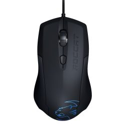 ROC-11-310-AS-Roccat LUA Tri-Button Gaming Mouse Black - Upto 2000dpi Arctic Blue LED
