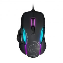 ROC-11-815-BK-AS-Roccat KONE AIMO RGBA Smart Customization Gaming Mouse (Black Version)