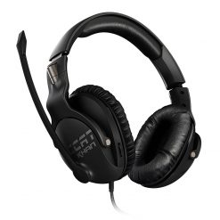ROC-14-622-AS-Roccat KHAN PRO Competitive High Resolution Gaming Headset (Black Version)