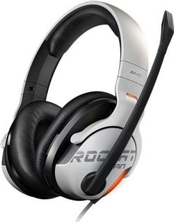 ROC-14-801-AS-Roccat KHAN AIMO 7.1 High Resolution RGB Gaming Headset White