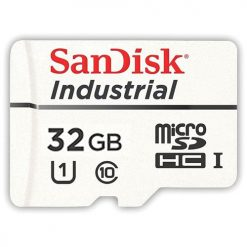 SDSDQAF3-032G-I-SanDisk Micro SD Card 32GB Capacity 10 UI Class SD 3.0 Interface UHS-I 104 Speed 80Mbps Sequential Read 50Mbps Sequential Write Tray