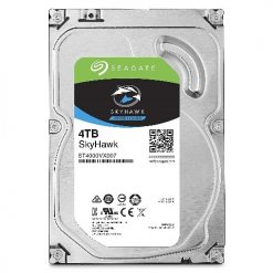 "ST4000VX007-Seagate 4TB 3.5"" SkyHawk 64MB SATA3 Surveillance Optimized"