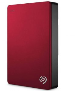 "STDR5000303-Seagate Backup Plus 5TB 2.5"" Red USB3.0 Backup Plus Portable - 2 Years Warranty"
