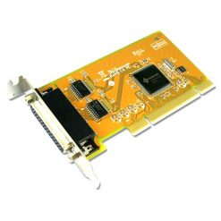 SER5037AL-Sunix COMCARD-2LP Dual Port Serial IO Card Low Profile PCI Card - 2Port RS-232 Universal PCI Low Profile Serial Board