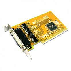 SER5056AL-Sunix SER5056AL PCI 4-Port Serial RS-232 Card - 4-port RS-232 Universal PCI Low Profile Serial Board