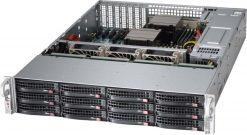 6029P-E1CR12H-Supermicro SuperServer 6029P-E1CR12H