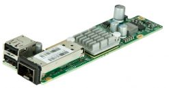 AOC-CTG-I1S-SuperMicro 1Pt 10GB SFP Adapte LC Fibre & Twin Axial Connect