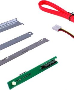 MCP-220-81502-0N-SuperMicro Slim SATA DVD (DVD Not Included) Kit Suits 1 & 2U Chassis