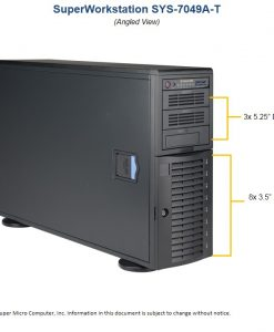 SYS-7049A-T-Supermicro SuperWorkstation 7049A-T