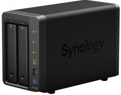 "DS718+-Synology DiskStation DS718+ 2-Bay 3.5"" Diskless 2xGbE NAS (Scalable) (SMB)"