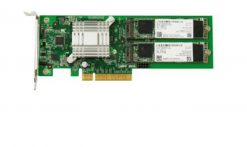 M2D18-Synology M2D18 Adapter Card supporting M.2 SATA SSD in selected Synology NAS Models