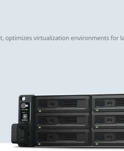 "RS3618xs-Synology RackStation RS3618xs 12-Bay 3.5"" Diskless 4xGbE NAS (2U Rack)"