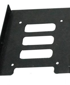 """TGC-02-TGC Chassis Accessory 2.5"""" HDD/SSD to 3.5"""" Tray Convertor Black"""