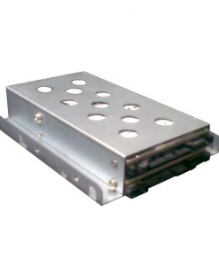 """TGC-02A-TGC Chassis Accessory 1 x 3.5"""" to 2 x 2.5"""" HDD/SSD Tray Converter Silver"""
