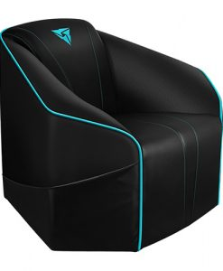 US5-BC-ThunderX3 US5 Consoles Couch - Black/Cyan
