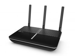 ARCHER C2300-TP-Link Archer C2300 AC2300 2300Mbps Gigabit Wireless Dual Band Router 5GHz@1625Mbps 2.4GHz@600Mbps MU-MIMO 4x1Gbps LAN 1x1Gbps WAN 2xUSB 3xAntennas