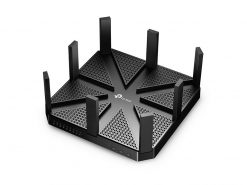 Archer C5400-TP-Link Archer C5400 AC5400 5400Mbps Wireless Tri-Band MU-MIMO Gaming Gigabit Router 4xLAN 1xWAN 2xUSB 8xAntennas Advanced NitroQAMTM(LS)
