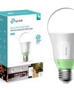 LB110-TP-Link LB110 Smart Wi-Fi LED Bulb with Dimmable Light 800lm 2700K Warm 11W 240V Dimmable 270 Degree iOS/Android